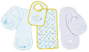 disposable baby bibs, kids printed bibs, children burp cloths